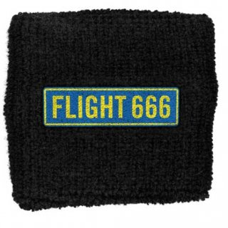 IRON MAIDEN Flight 666, リストバンド
