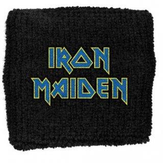 IRON MAIDEN Logo Flight 666, リストバンド