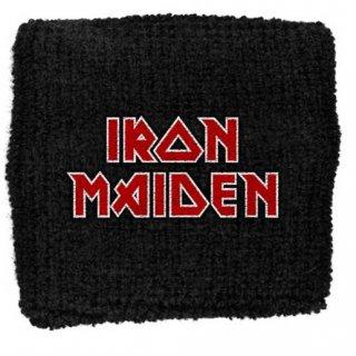IRON MAIDEN The Final Frontier Logo, リストバンド