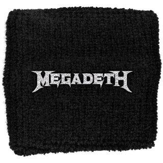 MEGADETH Logo, リストバンド