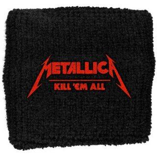 METALLICA Kick 'Em All, リストバンド