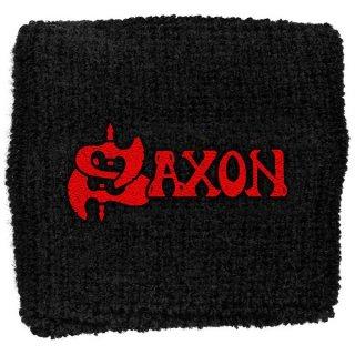 SAXON Logo, リストバンド