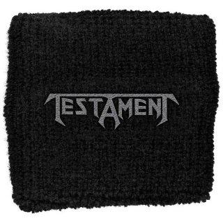TESTAMENT Logo, リストバンド