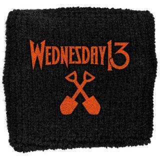 WEDNESDAY 13 Logo, リストバンド