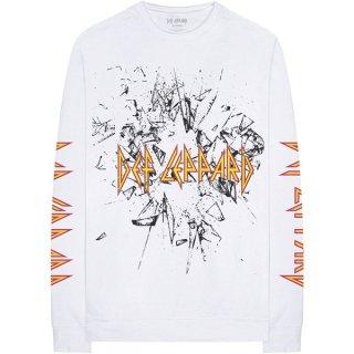 DEF LEPPARD Shatter, ロングTシャツ