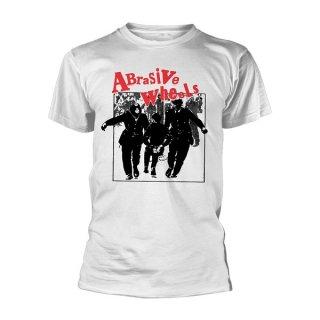 ABRASIVE WHEELS Juvenile Wht, Tシャツ