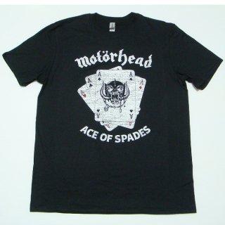 MOTORHEAD Flat War Pig Aces, Tシャツ