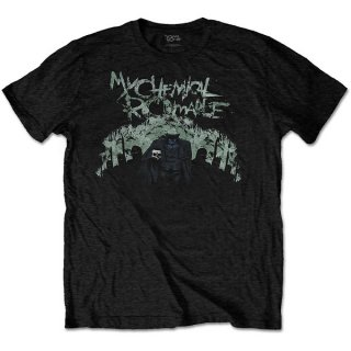 MY CHEMICAL ROMANCE Knight Procession, Tシャツ