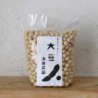 無農薬大豆 300g