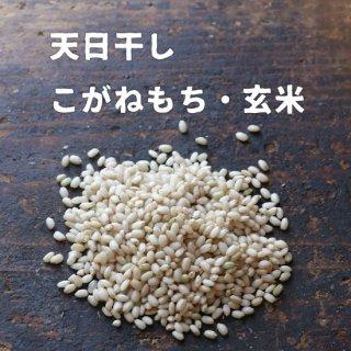 もち米1kg(玄米)
