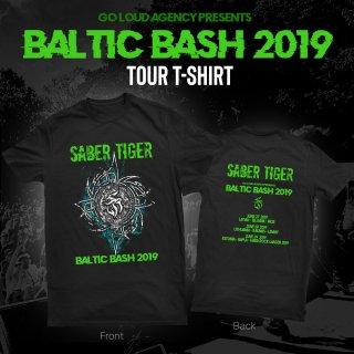 BALTIC BASH 2019 ツアーTシャツ