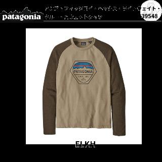 patagonia メンズ・フィッツロイ・ヘックス・ライトウェイト・クルー・スウェットシャツ #39548