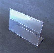 L形カード立て 34×60