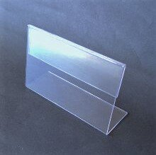 L形カード立て 210×297