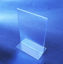T形カード立て 400×200(タテ)