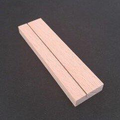 木製フラットスタンド(ブナ)L
