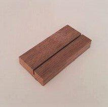 木製フラットスタンド(ウォールナット)S