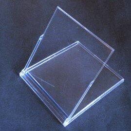 ハード卓上カレンダーケース(CD)100個入