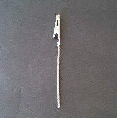 ワニ口クリップ100mm(10個入)