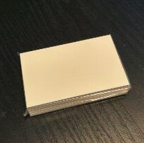 カード用紙 アイボリー56(100枚入)
