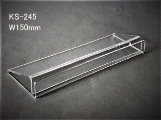 アクリルパネル立てW150(300個入)