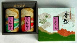 限定商品「松竹」100g×2缶箱入り