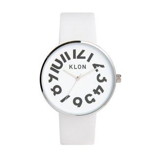 KLON HIDE TIME WHITE 40mm