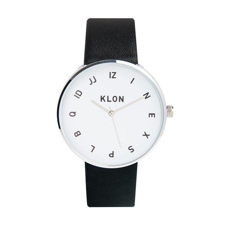 KLON MOCK NUMBER BLACK 40mm