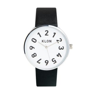 KLON ONE DIGIT TIME BLACK 40mm