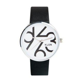 KLON QUARTER TIME BLACK 40mm