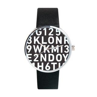 KLON SERIAL NUMBER L BLACK【BLACK SURFACE】40mm