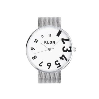 KLON EDDY TIME -SILVER MESH- 40mm