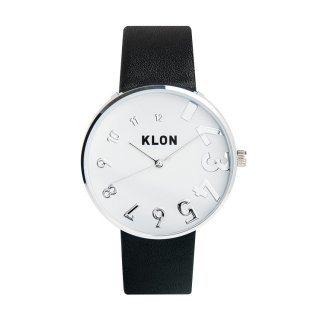 KLON EDDY TIME BLACK Ver.SILVER 40mm