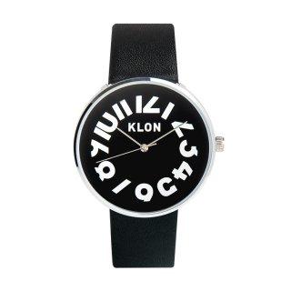 KLON HIDE TIME BLACK【BLACK SURFACE】40mm