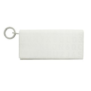 KLON LONG WALLET WHITE