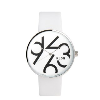 KLON QUARTER TIME WHITE 40mm