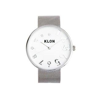 KLON EDDY TIME -SILVER MESH- Ver.SILVER 40mm