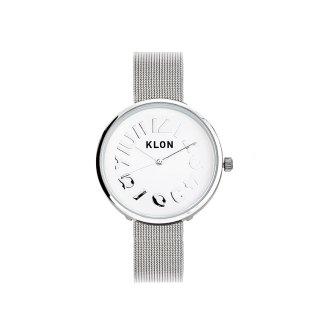 KLON HIDE TIME -SILVER MESH- Ver.SILVER 33mm