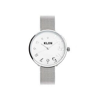 KLON EDDY TIME -SILVER MESH- Ver.SILVER 33mm