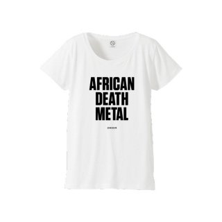 UNGER AFRICAN DEATH METAL (WOMENS WHITE)