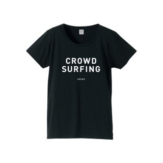 UNGER CROWD SURFING(WOMENS BLACK)