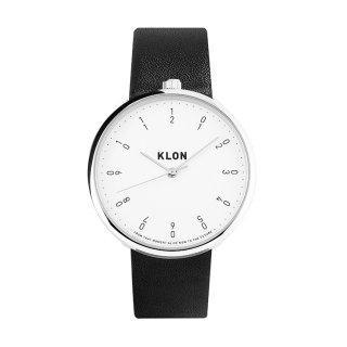KLON VERTICAL SCALE TIME BLACK 40mm