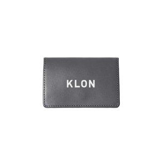 KLON TRIFOLD WALLET GRAY