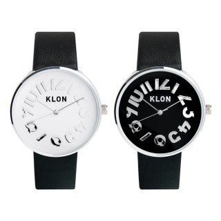 【組合せ商品】KLON HIDE TIME Ver.SILVER PAIR WATCH SURFACE Ver. 40mm
