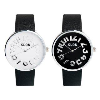 【組合せ商品】KLON HIDE TIME Ver.SILVER PAIR WATCH SURFACE Ver. 40mm