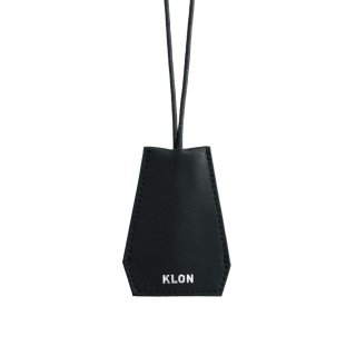 KLON LEATHER CLOCHETTE BLACK