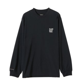 Mizuno × KLON LONG-T BLACK
