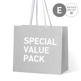 【30点限定】KLON SPECIAL VALUE PACK [WATCH & WALLET W]
