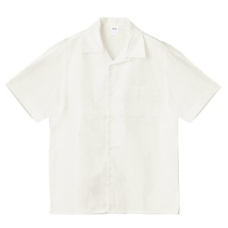 KLON WORX SHORT-SLEEVE SHIRTS WHITE