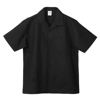 KLON WORX SHORT-SLEEVE SHIRTS BLACK